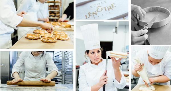 Conviértete en un experto de la pastelería estudiando en École Lenôtre
