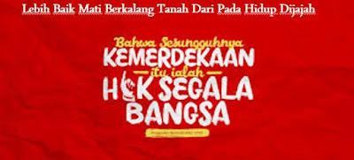 Detik Detik Peristiwa  Proklamasi Kemerdekaan Indonesia ( Jasmerah)