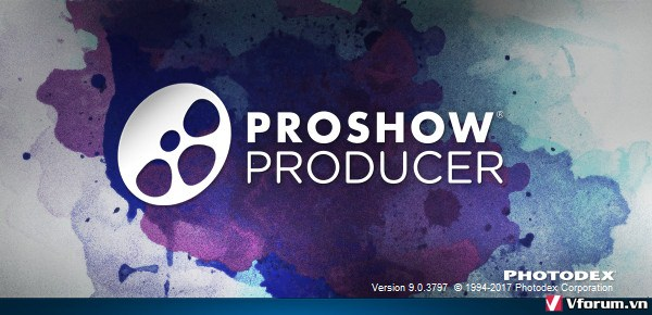 Download ProShow Producer 9.0 Full Key + Portable - link siêu tốc