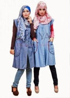 Gambar Desain Busana Muslim Remaja Terpopuler