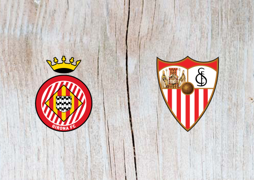 Girona vs Sevilla  - Highlights 28 April 2019
