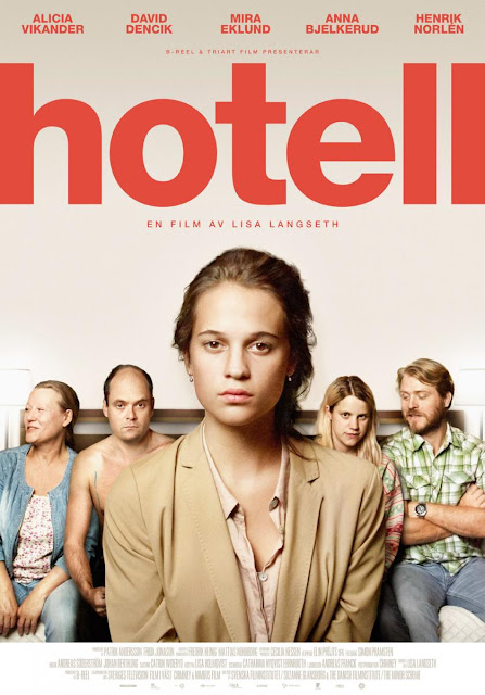 Hotel Film Poster Lisa Langseth Alicia Vikander