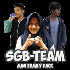 SGB Team : Mini Family Pack