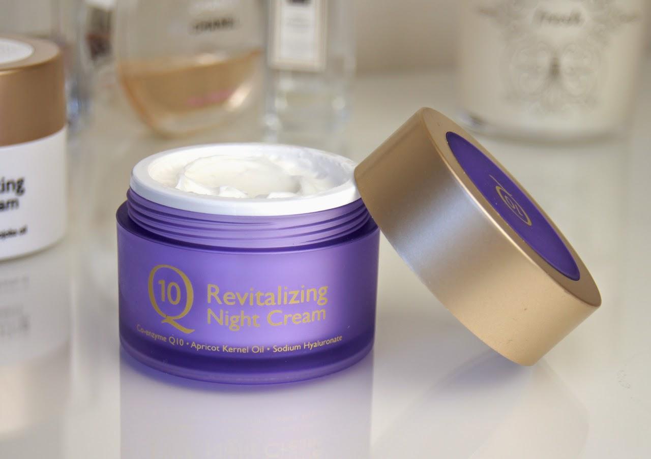 pharma nord q10 revitalizing night cream review