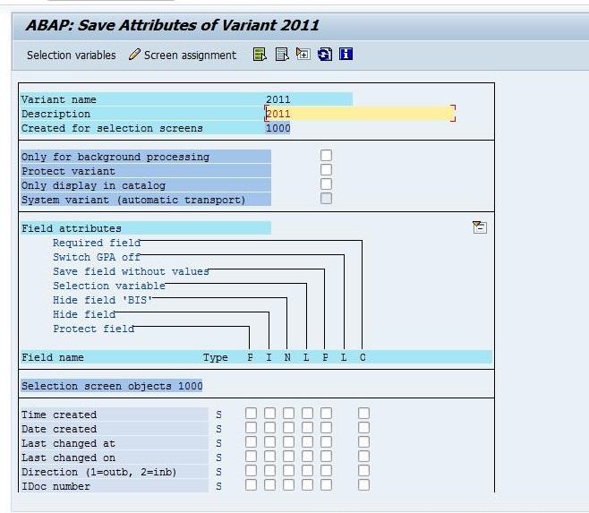 Sap Idoc Archiving Program - lastsiteboom's diary
