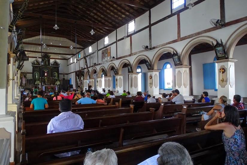 Igreja Matriz - o que fazer em Trindade, Goiás