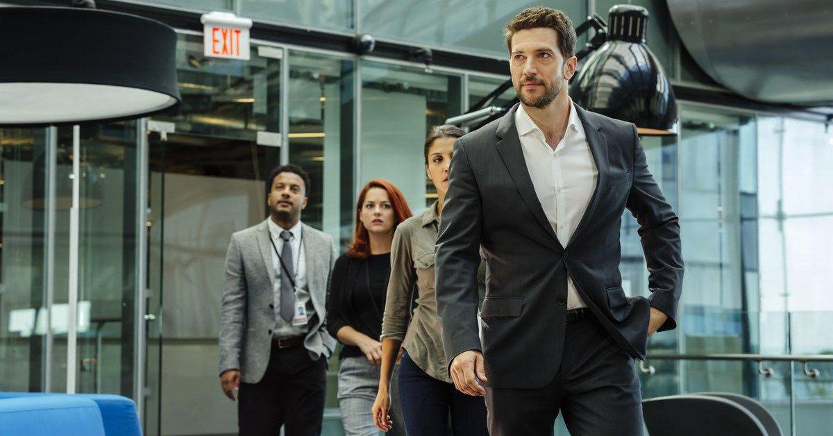 El reparto de la nueva serie de CBS Ransom