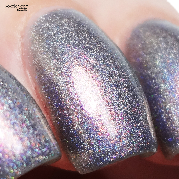 xoxoJen's swatch of Nailed It Fighter