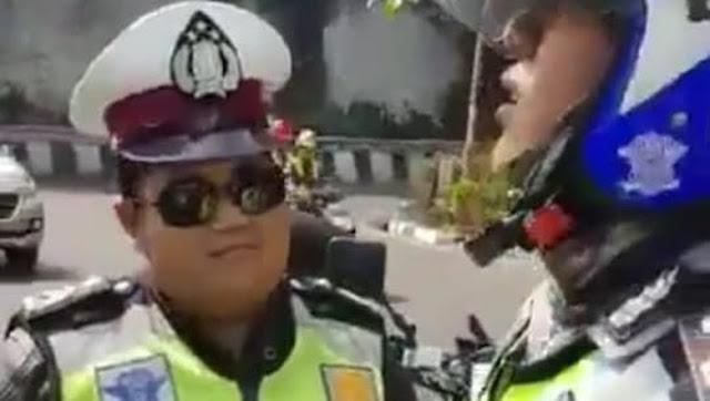 Ini Alasan Joseph Polisi Gadungan Nekat Pungli di JLNT Casablanca