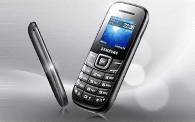 Stock Firmware Samsung GT-E1205Y