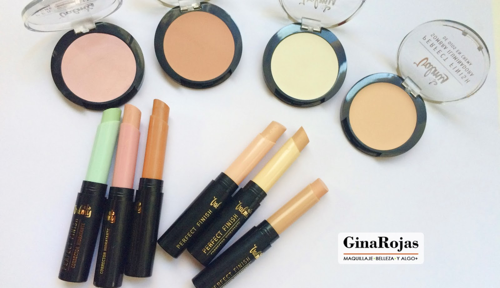 Productos valmy Perfect Finish