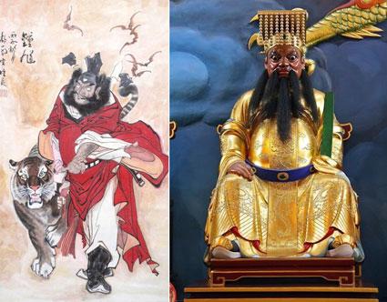 Legenda Zhoung Kui Sang Pemburu Setan