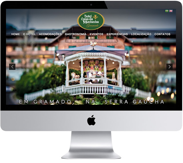 design grafico para sites e blogs