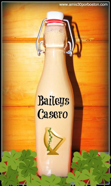 Baileys casero...Receta por San Patricio