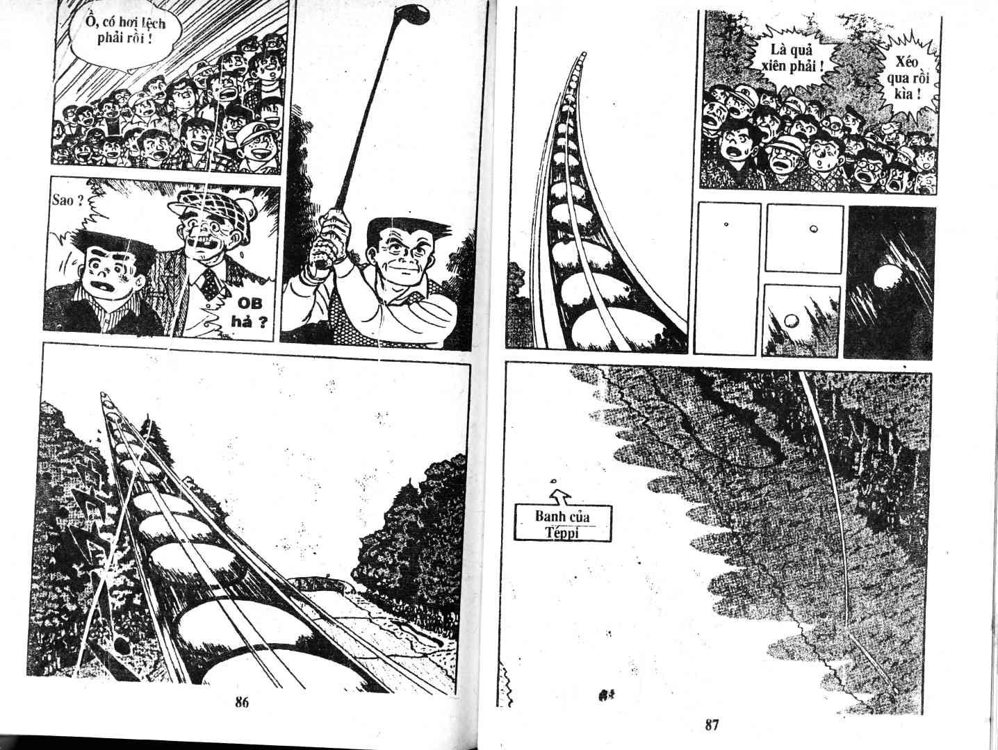 Ashita Tenki ni Naare chapter 50 trang 42