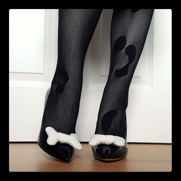 house of holland fishnet animal tights