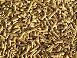 Los pellets que necesita su estufa