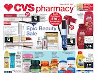 CVS Ad June 16 - 22, 2019 and CVS Ad 6/23/19