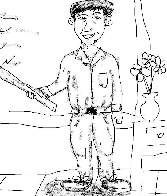 Psikotes Gambar Orang  DAP Draw a Person  Psikotes