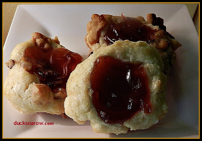 cookies, easy cookie recipes, thumbprint cookies, holiday cookies, cookie swap