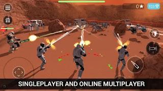 تحميل لعبة cybersphere مهكرة