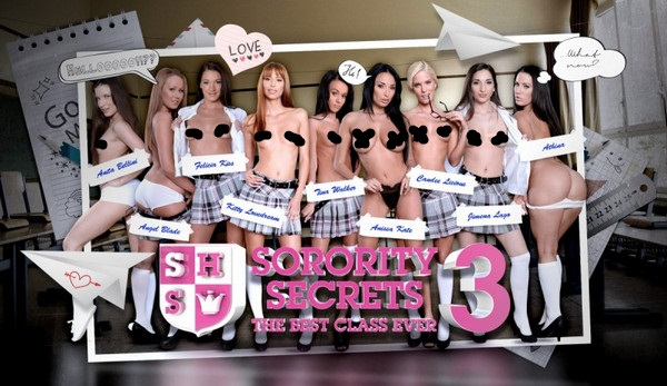 Sorority Secrets 3 - The Best Class Ever [LifeSelector]