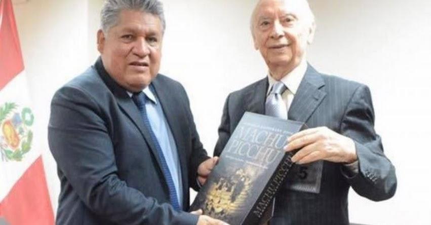 Federico Kauffmann se suma al equipo que pondrá en valor el Gran Pajatén en la región San Martín