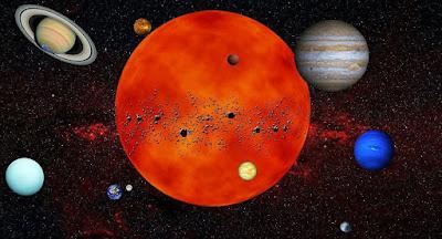 89e508b390804 Muito além do Planeta X  Astrónomos descobrem objecto mais distante do  Sistema Solar