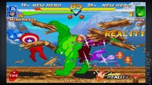Img Marvel vs Capcom Origins PS3 2012 site jogos sem vírus