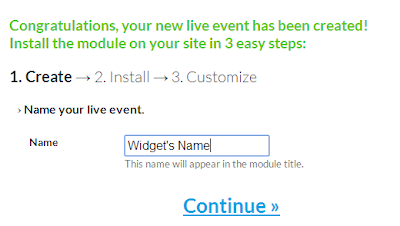 Add Live Chat Widget to Blogger Blog For Free