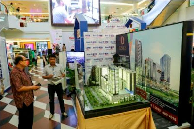 Oxley Convention City, Tower A dan B Selesai Juli 2020