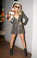 Paris Hilton - Tings Magazine Issue 2 Launch Party in Milan
