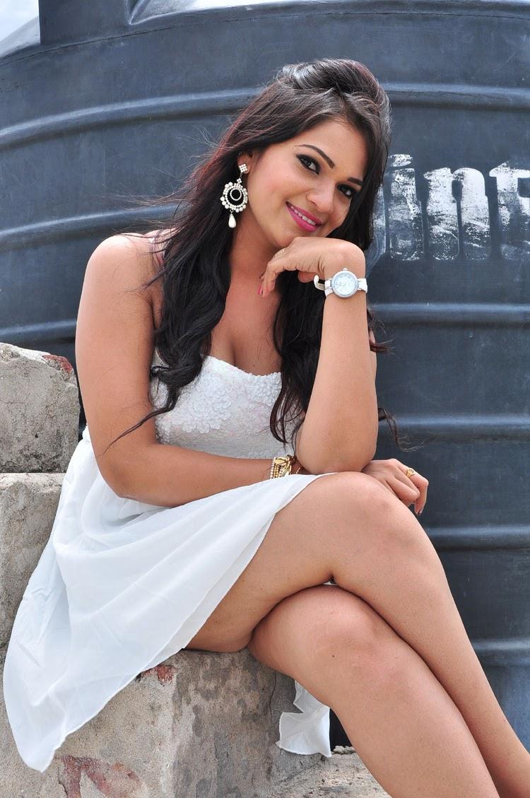 Milky Hot Thighs & Legs of Indian Celebs : Actress Ashwini
