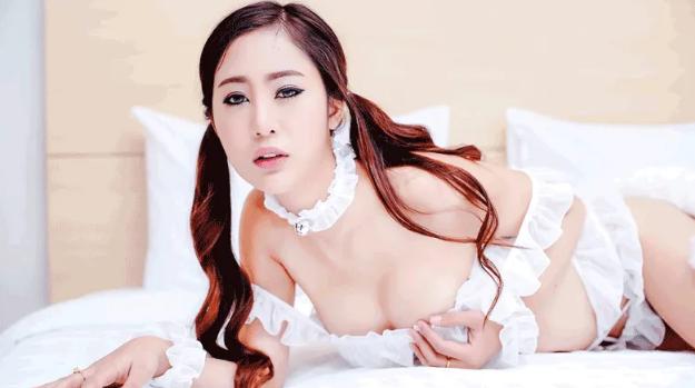 Video Model Cantik Baimint Peppermint
