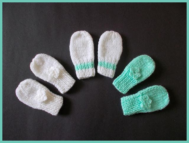 Marianna's Lazy Daisy Days: Simple Baby and Preemie Baby ...