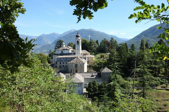 Sacro Monte Calvario Domodossola