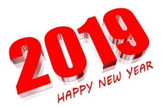 18048504 3d happy new year 2019