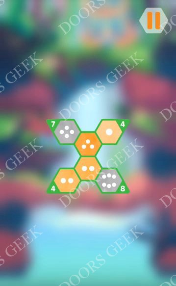 Hexologic Level 18 Solution, Cheats, Walkthrough for android, iphone and PC Steam