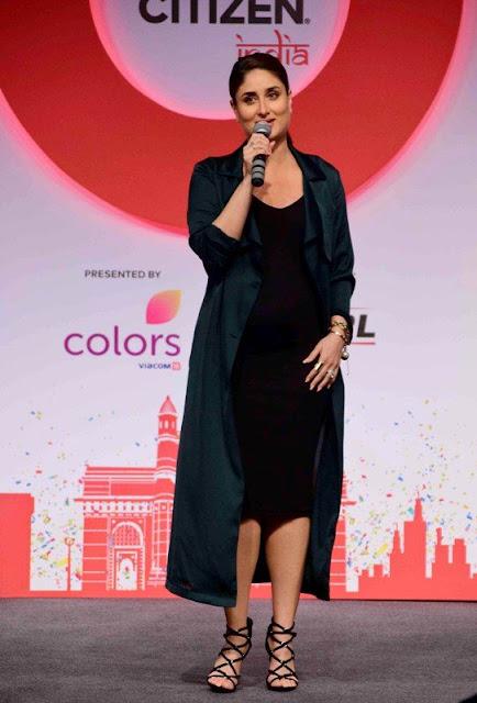 Kareena Kapoor Global Citizen India