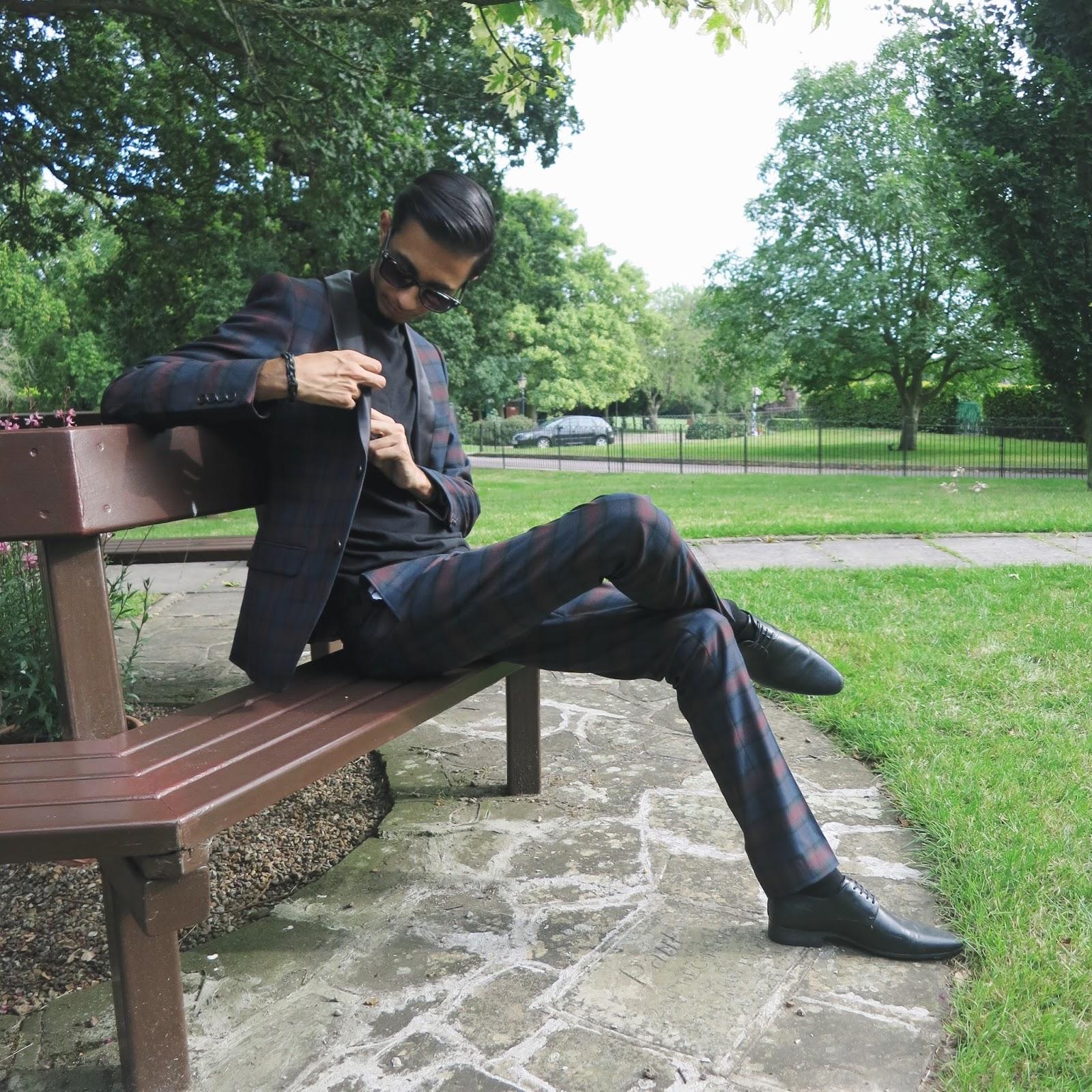 Salman Dean Suit