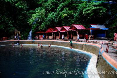 Backpacking Philippines Laguna Waterfalls Of Kalayaan
