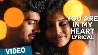 You Are In My Heart Song with Lyrics _ Zero _ Ashwin _ Sshivada _ Nivas K Prasanna _ Shiv Mohaa