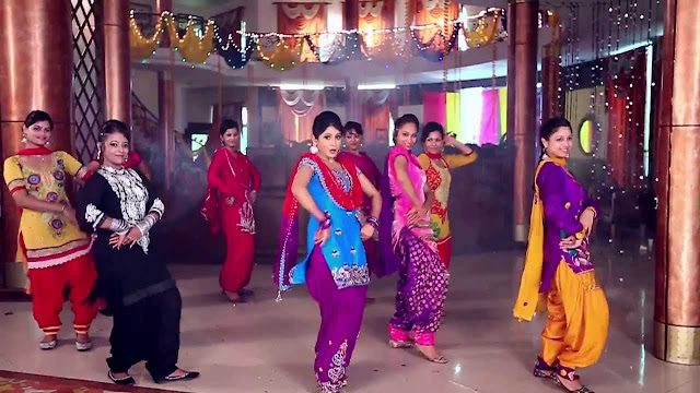 Aunty Bathinda Beats - Miss Pooja