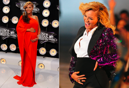 Beyonce's Reveal @ The MTV 2011 VMAs
