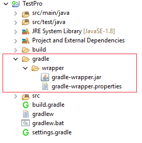Ankur's blog: Could not find or load main class org gradle wrapper