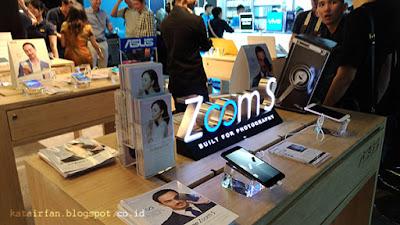 Beli Smartphone ASUS lebih Asik di ASUS Exclusive Store Pertama di Indonesia