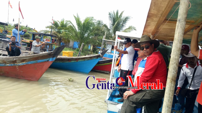 Pesisir Barat Bandar Surabaya Sangat Berpotensi Pengembangan Ikan