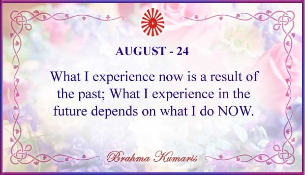 Thought For The Day August 24
