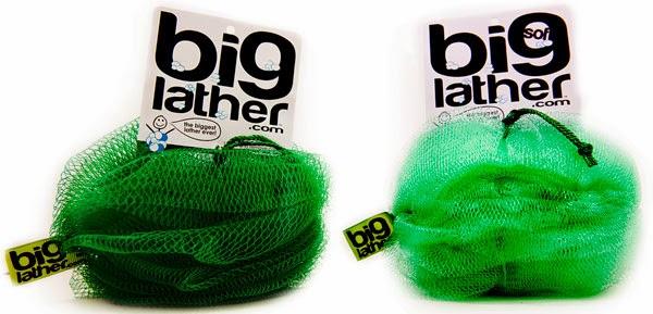 Review - BigLather Bath Sponge
