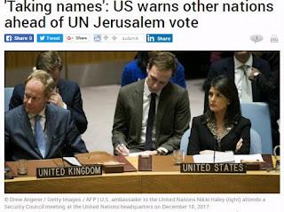 η πρέσβειρα των ΗΠΑ στον ΟΗΕ Νίκι Χέιλι